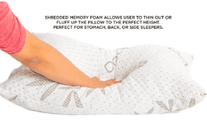 top pillows for side sleeper