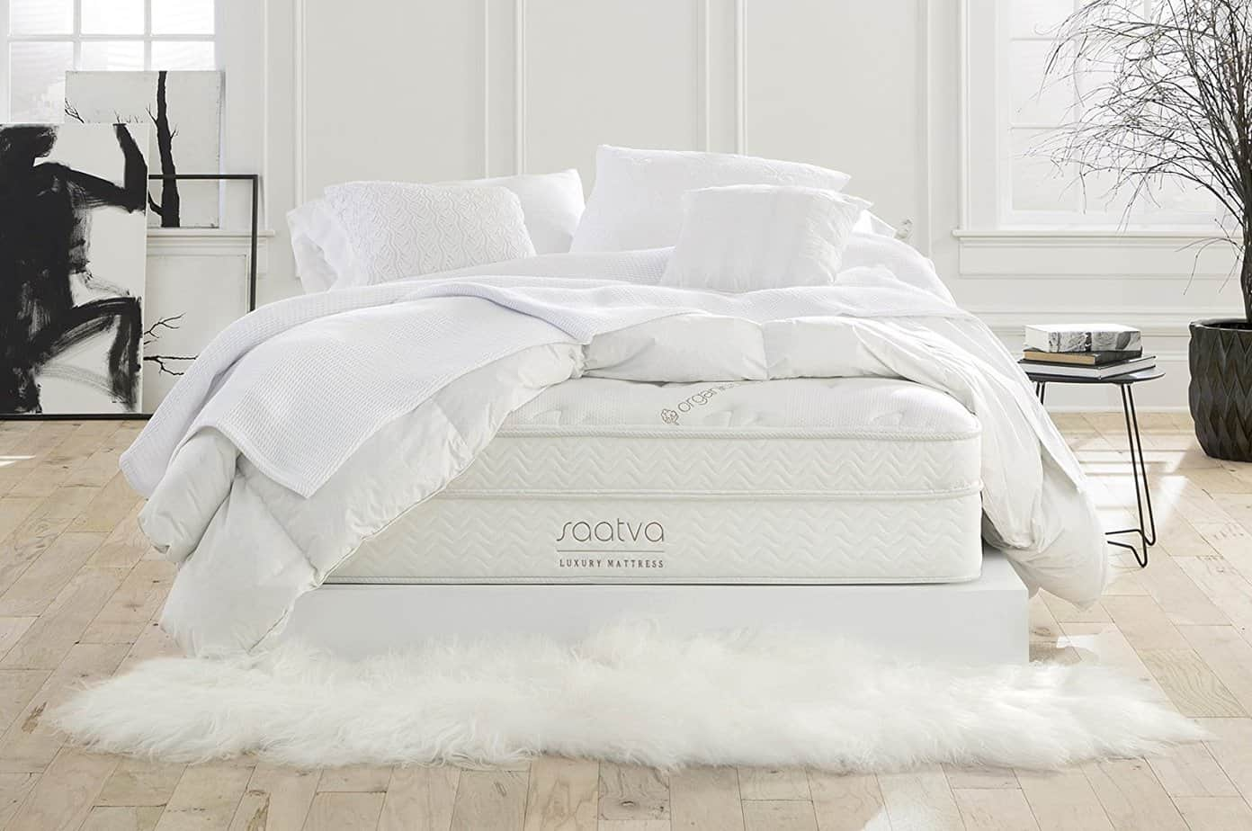 A New Way To Buy A Classic The Full Saatva Mattress