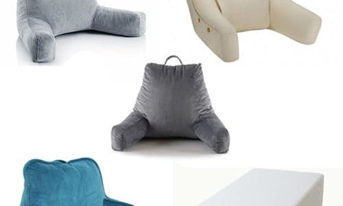 5 Best Pillows for Reading in Bed