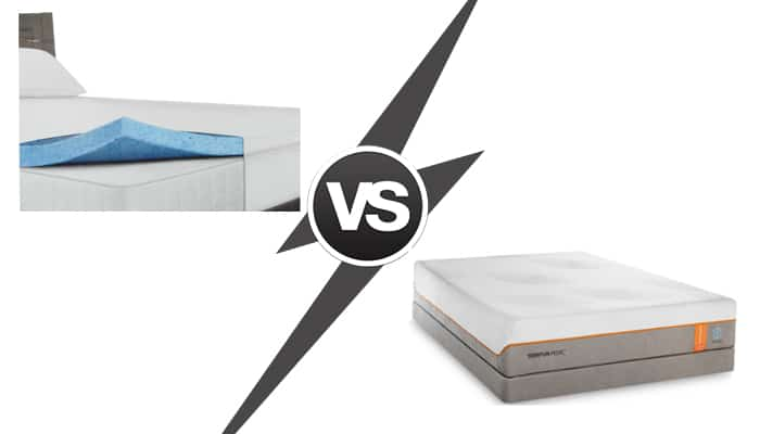 Novaform vs Tempur-Pedic – What's the Difference?