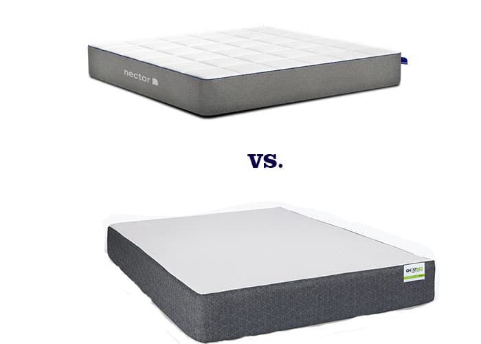 Nectar vs Ghostbed – Which is the Better Bed