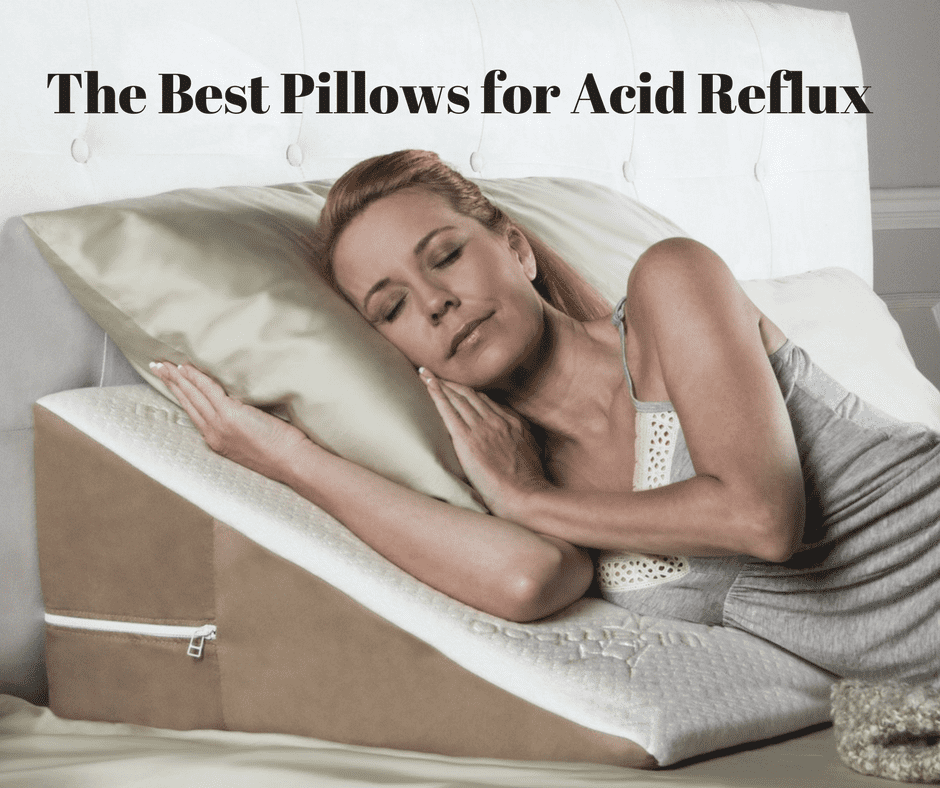 The Best Pillows For Acid Reflux Sleep Solutions Hq