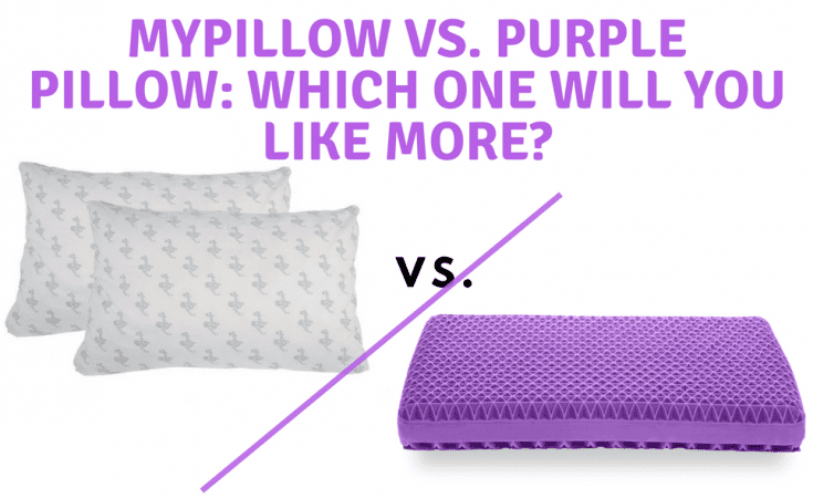 Mypillow Vs Purple Pillow Which One Will You Like More Sleep