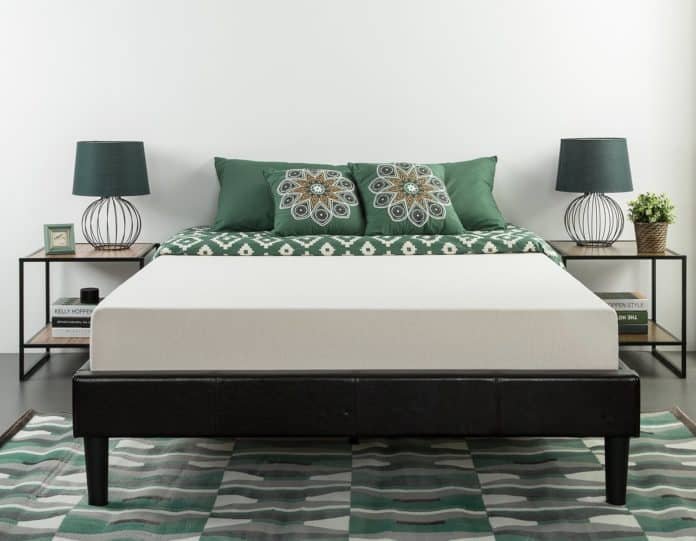 zinus vs tuft and needle which mattress should you buy sleep solutions hq. Black Bedroom Furniture Sets. Home Design Ideas