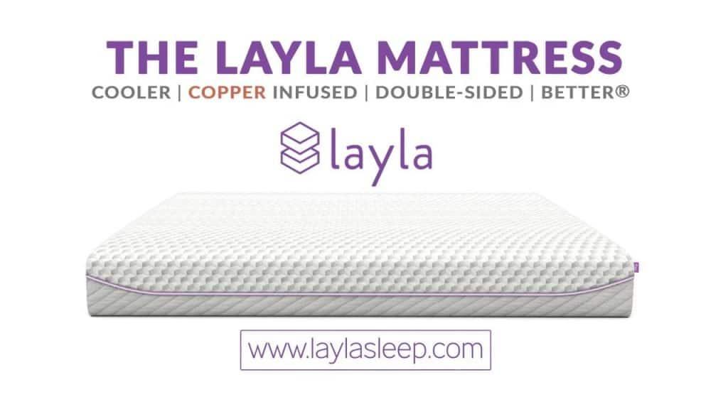 I Personally Prefer the Layla Mattress
