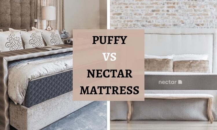 puffy vs nectar mattress