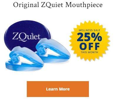 I Personally Prefer ZQuiet