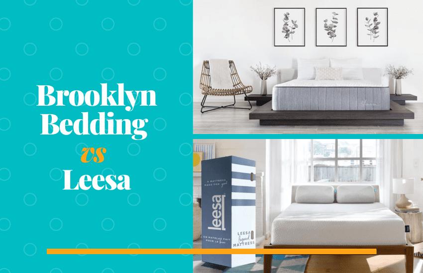 Brooklyn Bedding vs Leesa