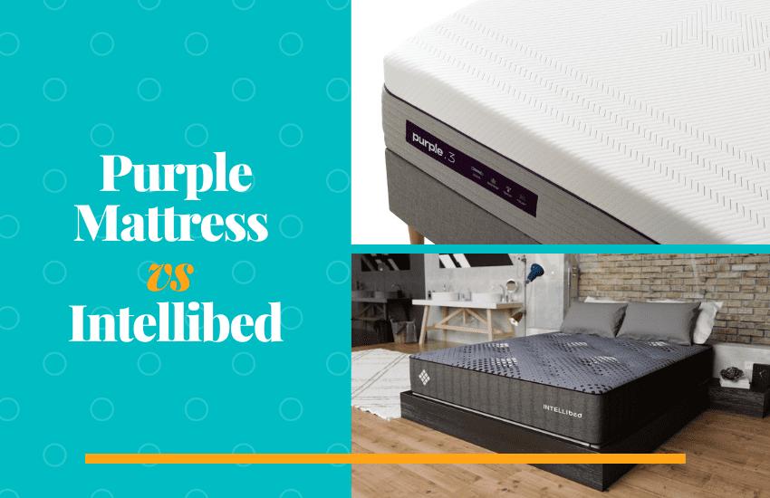 Purple Mattress vs Intellibed