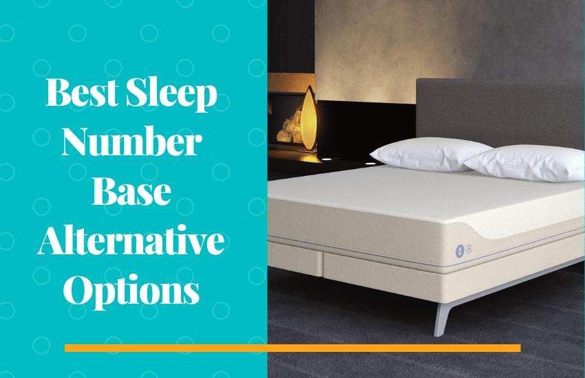 Best Sleep Number Base Alternative Options